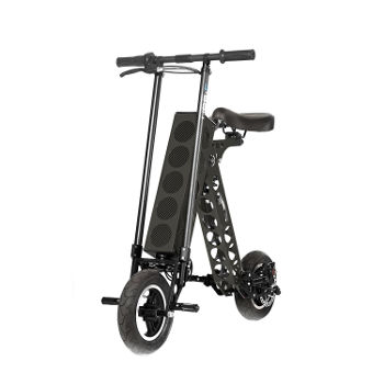 11.	URB-E ELECTRIC folding scooter review