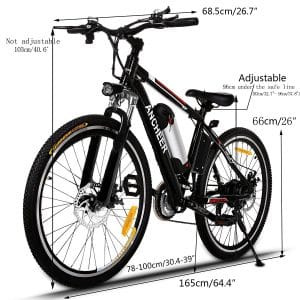 Ancheer Plus Electric Bike Review