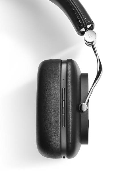 Bowers & Wilkins P7 Wireless Headphone Button View