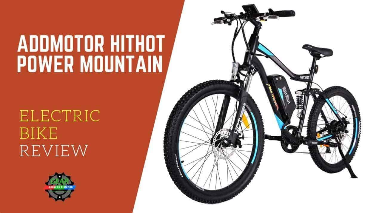 ADDMOTOR HITHOT POWER MOUNTAIN ELECTRIC BIKE Review