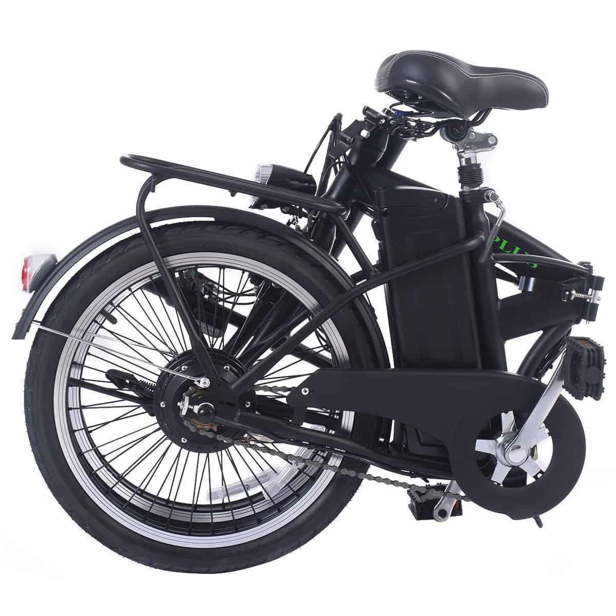 Goplus 20 Quot 250w Folding Electric Bike Review Eco Friendly