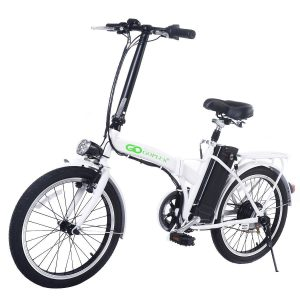 "Goplus 20"" 250W Folding Electric Bike Review"
