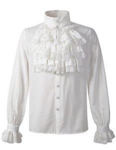 steampunk Puffy shirt