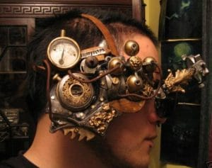 Steampunk Head gear