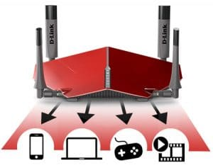 D-link AC3150 Router Review
