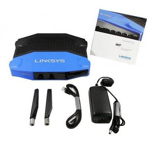 Linksys WRT AC1900 Dual-Band+ Wi-Fi Wireless Router with Gigabit