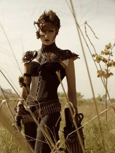 Post-Apocalyptic Steampunk