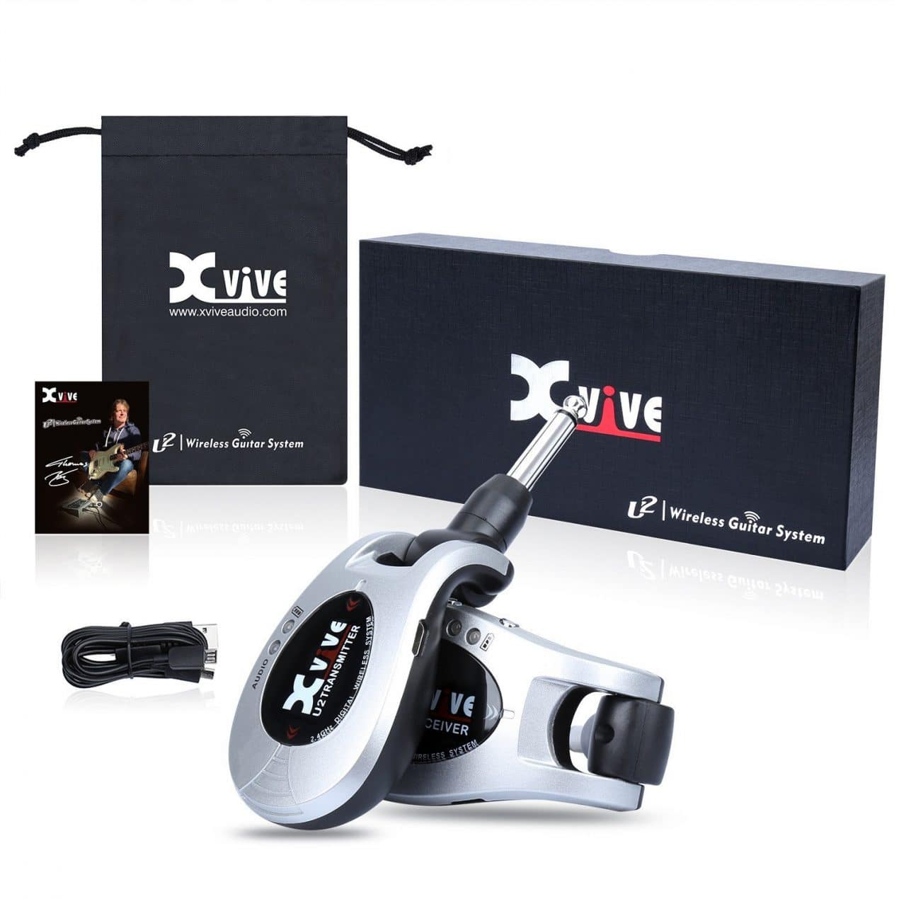 Xvive U2 Wireless Guitar System Review
