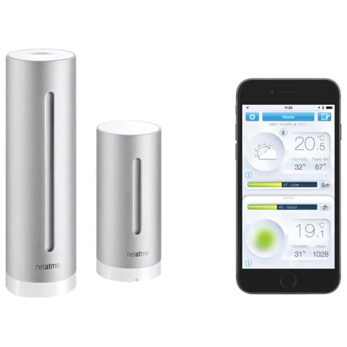 NETATMO SMART WEATHER STATION REVIEW