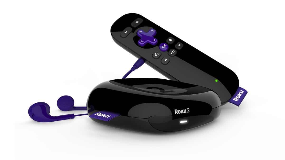 ROKU 2 MEDIA STREAMING PLAYER