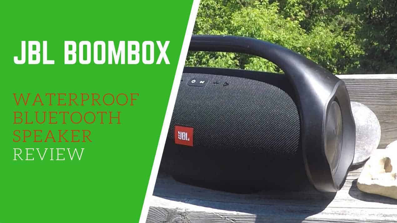 JBL BOOMBOX wireless water proof speaker REVIEW