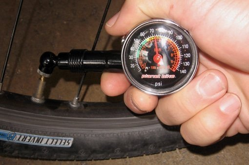 The importance of Tire Pressure on and Electric Bikes.
