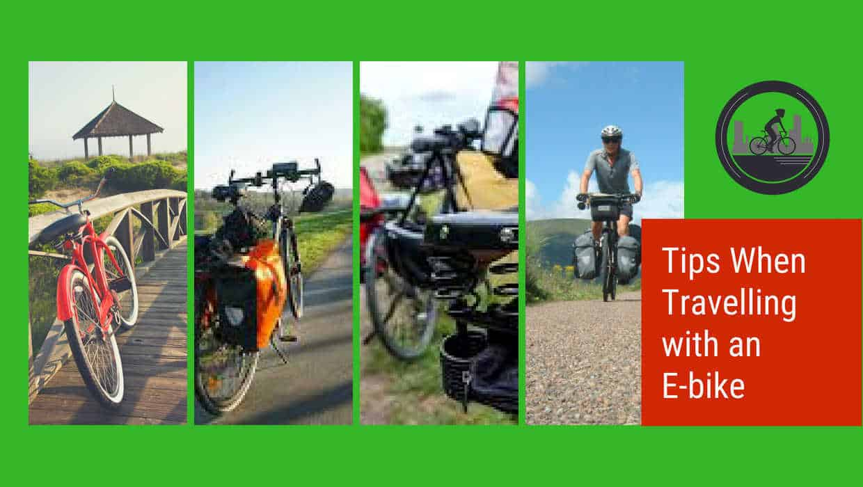 TIPS WHEN TRAVELLING WITH AN E-BIKE 2