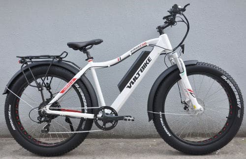 Voltbike Yukon Limited Edition in white