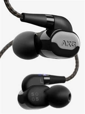 AKG N5005 Hi-Res audio earbuds