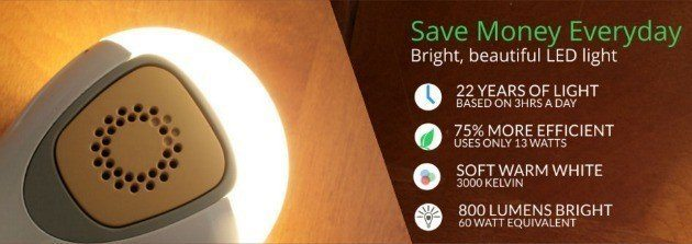 BeOnhome Light Bulb Protection System