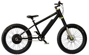 Rebel X Suspension Mountain Bike.