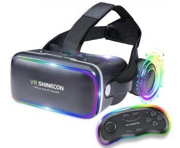Cool Virtual Reality Goggles gadget for men