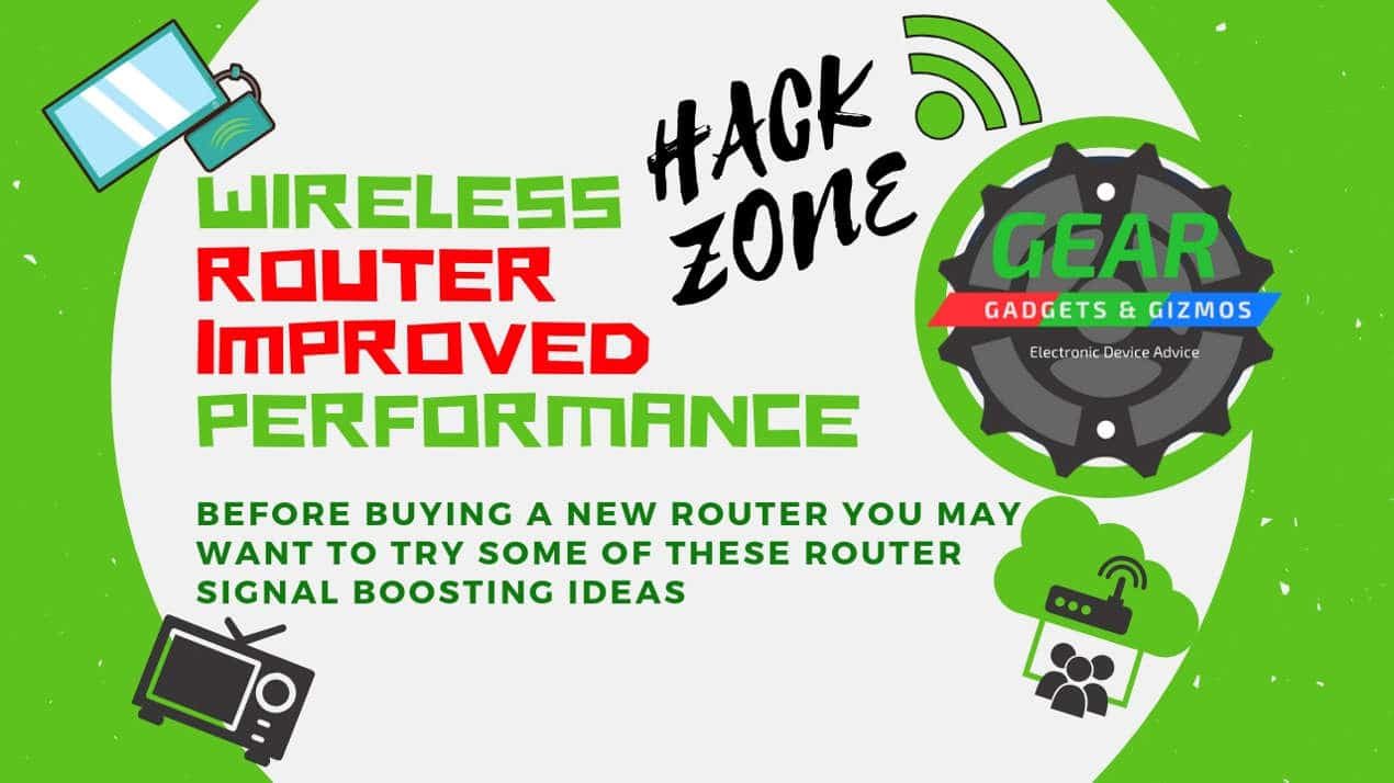 Wireless router improved performance hack zone