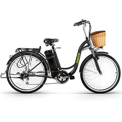 """NAKTO/SPARK 26"""" Adult Electric Bicycle for Life"""
