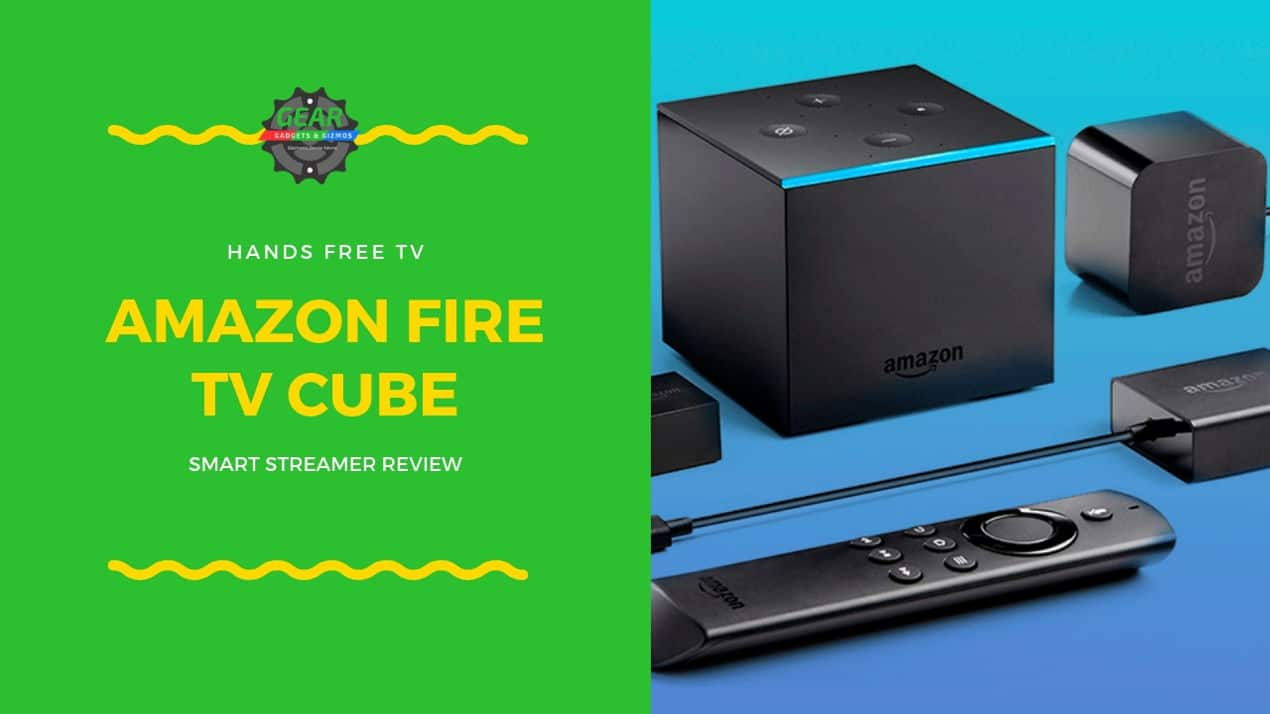 Amazon Fire Cube Smart Streamer Review