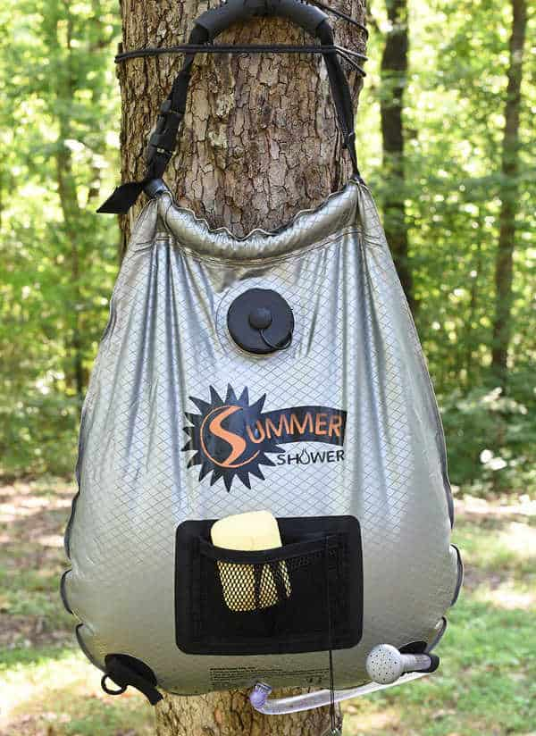 Advanced Elements Summer/Solar Shower
