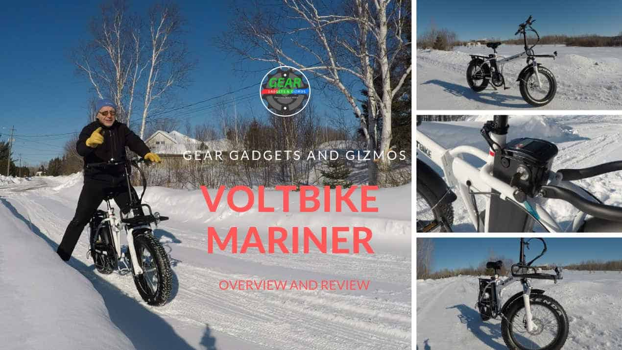 Voltbike Mariner Overview And Review