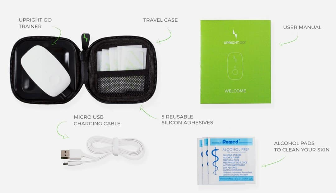 Upright Go Posture Trainer and Corrector Gadget Review