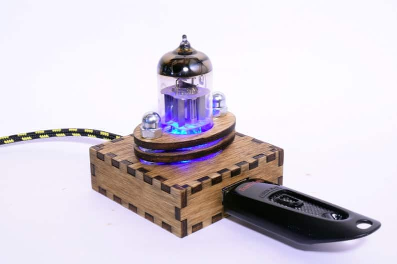 Steampunk USB Cable Extension