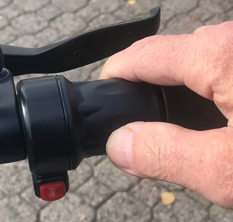 E-bike throttle