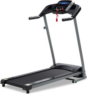 Best Choice Products 800W Folding Electric Treadmill